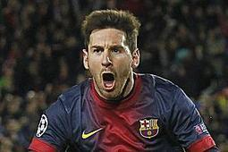 Lionel Messi in the raw   The Sun  Sport Football   Usport   Scoop.it
