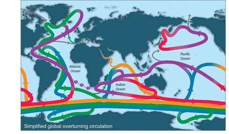 Wind-blown Antarctic sea ice helps drive ocean circulation | Soggy Science | Scoop.it