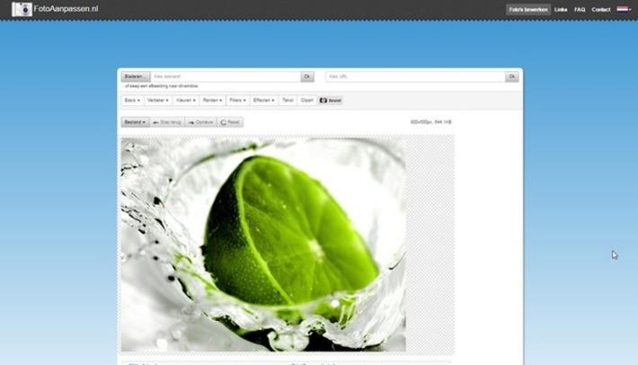 Edu-Curator: FotoAanpassen.nl: Eenvoudig online je foto's bewerken en aanpassen zonder account | Educatief Internet - Gespot op 't Web | Scoop.it