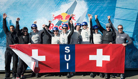 ScanVoile: Youth America's Cup, Team Tilt en sera ! Les Suisses reviennent sur leur perf | Red Bull Youth America's Cup | Scoop.it