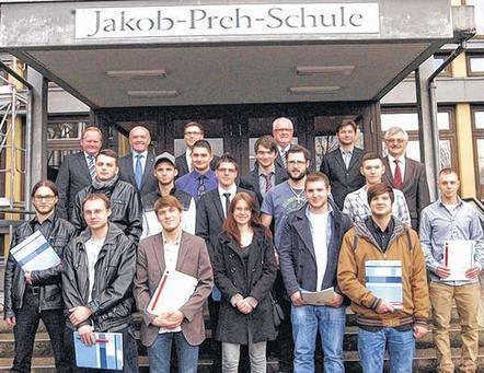 Ein Beruf mit goldenen Aussichten | Jakob-Preh-Schule | Scoop.it