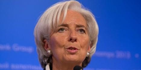 """Lagarde affirme avoir """"zéro"""" ambition politique en France   Kouuuwi!   Scoop.it"""