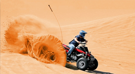 Important Things To Consider Before Buying A Quad Bike - Dubai Tour Company | Dubai News & Views | Scoop.it