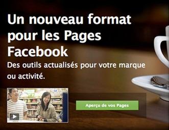 Guide complet : La Timeline pour les Pages | L'info de la semaine | Scoop.it