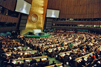 General Assembly of the United Nations | Aboriginal Studies | Scoop.it