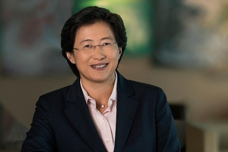 The Gender Pay Gap Isn't Closing. Just Ask AMD's First Female CEO | Fabulous Feminism | Scoop.it