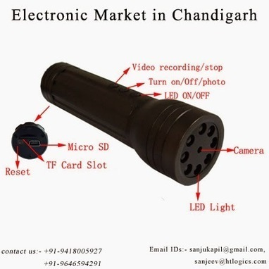 CCTV Camera AMC Services Chandigarh : Technologies Sector Changes for Products   Projector Dealers in Chandigarh - Prasham Computer   Scoop.it