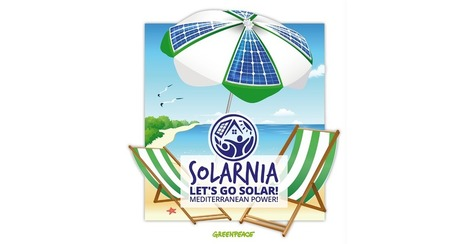 Benvenuti a Solarnia, l'isola del sole! | Ecologia Evolutiva | Scoop.it