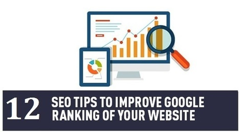 12 Tips to Improve Your SEO Ranking | Surviving Social Chaos | Scoop.it