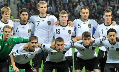 Footballers outshines English on Facebook - The Local | Angelika's German Magazine | Scoop.it