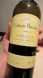 Between Bottles: CHATEAU THIEULEY BORDEAUX BLANC by Chelsea VonSass   Bordeaux wines for everyone   Scoop.it