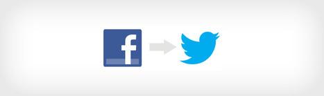 How to add your Facebook posts to Twitter | Gold Coast Websites | WordPress Websites | Scoop.it
