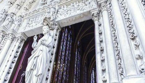 EN IMAGES. Dix chefs-d'oeuvre gothiques en France | Remue-méninges FLE | Scoop.it
