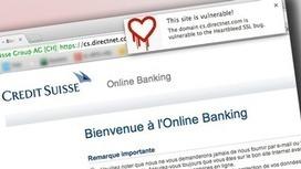 Des sites suisses d'e-banking touchés par une faille informatique - RTS.ch | bc | Scoop.it