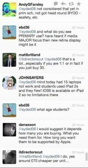 Teachers – The 10 Stages of Twitter | Leveraging Information | Scoop.it