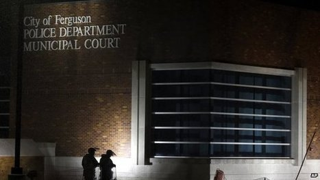 Outside judge to take Ferguson cases | Upsetment | Scoop.it
