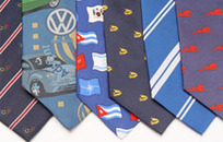 The Fabrics You Can Choose for Your Organization's Ties - James Morton | Curations | Scoop.it