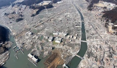 Texas-sized toxic 'island' of Japan tsunami waste approaching US   Zero Food Waste   Scoop.it
