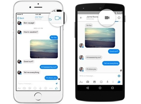 Facebook Messenger app introduces video calling | NoypiGeeks | Philippines' Technology News, Reviews, and How to's | alles voor de mediacoach | Scoop.it