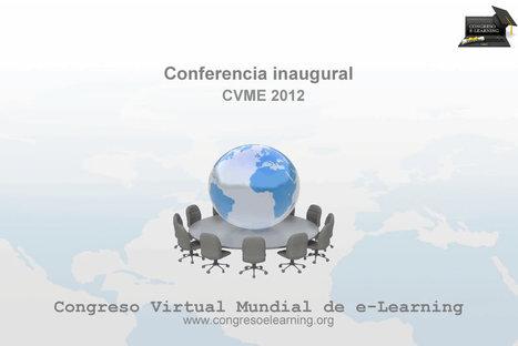 Grabación de la videoconferencia inaugural del #CVME2012   A little bit of everything...   Scoop.it