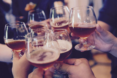 L'alcool fait grossir et ses calories sont vides | Toxique, soyons vigilant ! | Scoop.it
