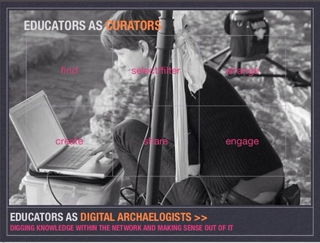 Teacher's Guide to Digital Curation ~ Educational Technology and Mobile Learning | APRENDIZAJE | Scoop.it