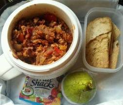 How I Make Healthy Vegan School Lunches in Less Than 10 Minutes - BlogHer (blog) | Vegetarianism & Veganism: The Ethical and Health Aspects of Eating Meat | Scoop.it