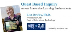 Games, Sims & Quest-Based Learning – ISTE 2011 « Educational Innovator | Digital Play | Scoop.it