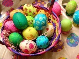 5 consigli scacciacrisi per la tavola di Pasqua - Crisi e Sviluppo @ Manageritalia | Decorazioni dolci | Scoop.it