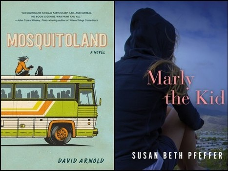 5 YA Novels Everyone's Talking About   Feed Your Need To Read   Thoughts from the GWL   Scoop.it