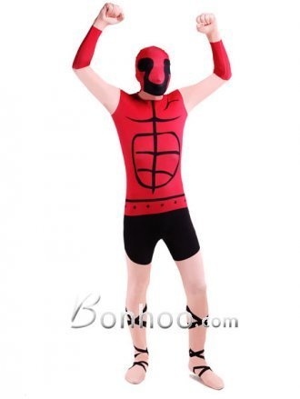 Spartan Superhero Spandex Zentai | New superhero costumes on bonhoo.com | Scoop.it