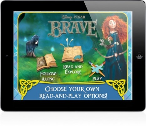 Disney Announces Some Terrific Cyber Monday Deals For iOS | iPads in Education Daily | Scoop.it
