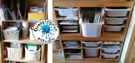 El estudio: organizar los papeles, recortes, tags...   Tutoriales, herramientas y técnicas   Scoop.it