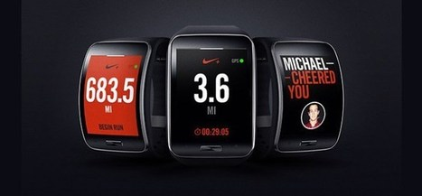 Nike+ arrive dans la nouvelle montre Samsung Gear S | LerunnerGeek.fr | Scoop.it