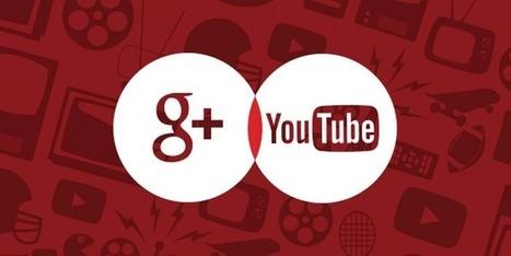 YouTube va-t-il remplacer Google+ ? | Mon Community Management | Scoop.it