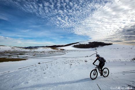 I Monti Sibillini visti e vissuti in sella ad una mountain bike | Le Marche un'altra Italia | Scoop.it