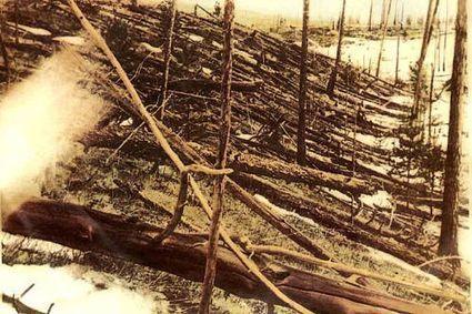 Le mystère de l'explosion de la Toungouska enfin percé ? | Théo, Zoé, Léo et les autres... | Scoop.it