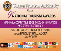 ghana.travel - Official Website | Ghana Tourism Authority - About Ghana | Incitation au voyage | Scoop.it