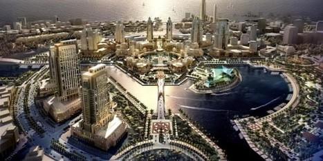 Le 21ème siècle serait-il celui des villes connectées ? | Cities and buildings of Tomorrow | Scoop.it
