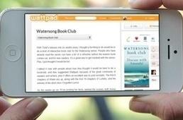 Wattpad Expands Creative Commons Options Enabling Fan Fiction - mediabistro.com | Oppen Source & Linux Training | Scoop.it