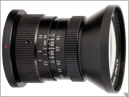 "SLR Magic launches HyperPrime 12mm F1.6 for Micro Four Thirds | ""Cameras, Camcorders, Pictures, HDR, Gadgets, Films, Movies, Landscapes"" 