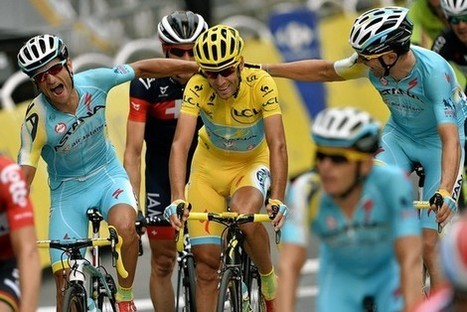 Nibali's Secret to a Tour de France Win: Acupuncture - The Daily Fix - WSJ | Acupuncture Bedford | Scoop.it
