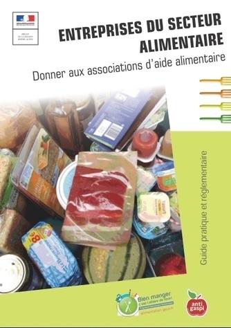 Entreprises du secteur alimentaire: publication d'un Guide pratique et réglementaire pour donner aux associations d'aide alimentaire - Site Internet de la DRAAF de Franche-Comté | CDI RAISMES - MA | Scoop.it