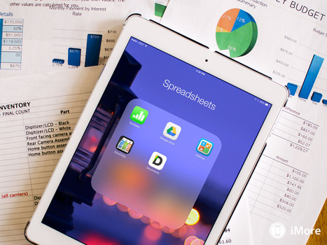 Best spreadsheet apps for iPad: Numbers, Google Drive, Microsoft Excel, and more! | iPad Adoption | Scoop.it