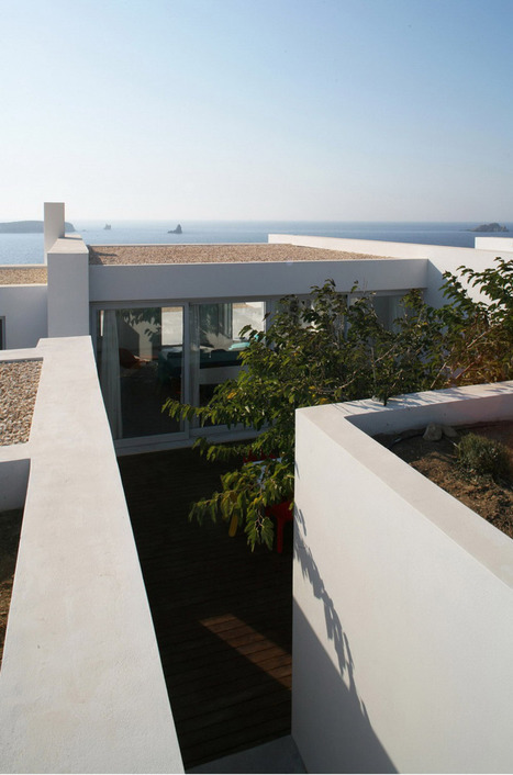 react architects: the edge summer house | Idées d'Architecture | Scoop.it
