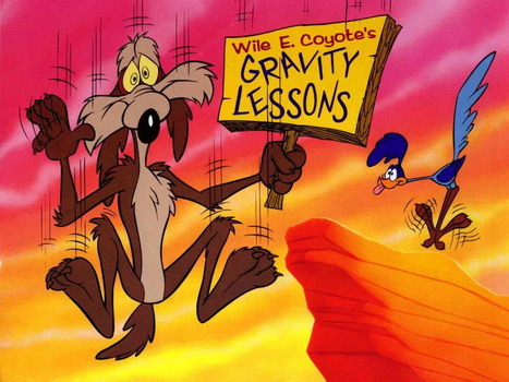 Cartoon Laws of Physics | Math, technology and learning | Scoop.it