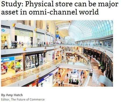 Une chose est sûre : le magasin physique n'a pas dit son dernier mot !   La Minute Retail   Cross- & Omni-channel   Scoop.it
