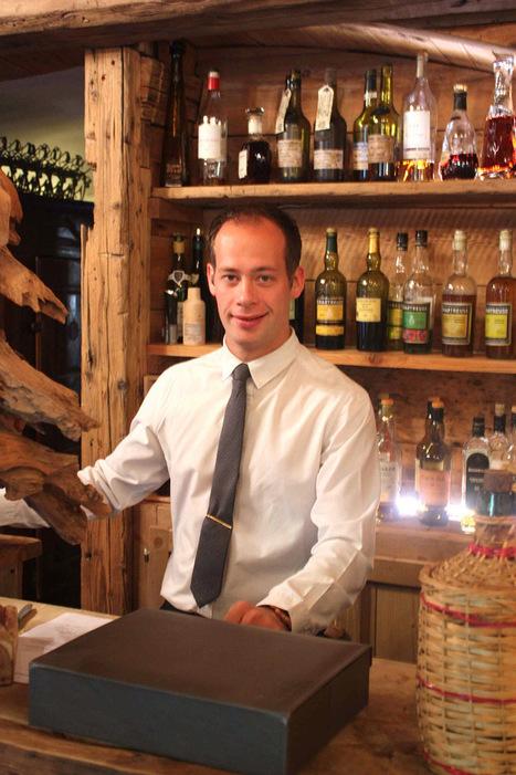 Des vins de Savoie à la table de la Bouitte   IRWT - Vins de Savoie & du Bugey   Scoop.it