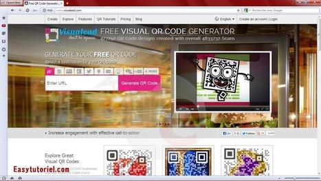 Comment personnaliser son QR Code ! | Webdesign & Graphics | Scoop.it