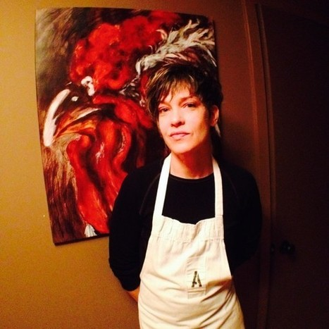 Anja Mast grows career from farm-to-table to kitchen lifestyle coach   The Rapidian   Eat Local West Michigan   Scoop.it